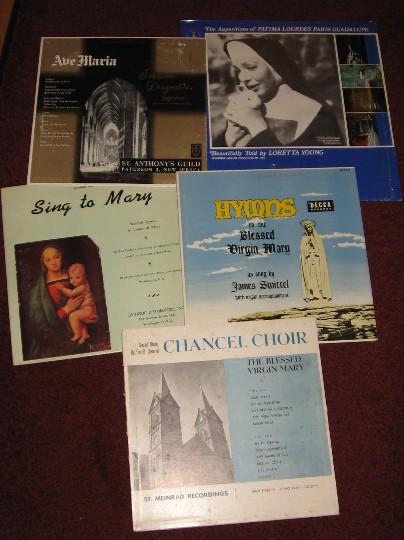 Marian Albums
