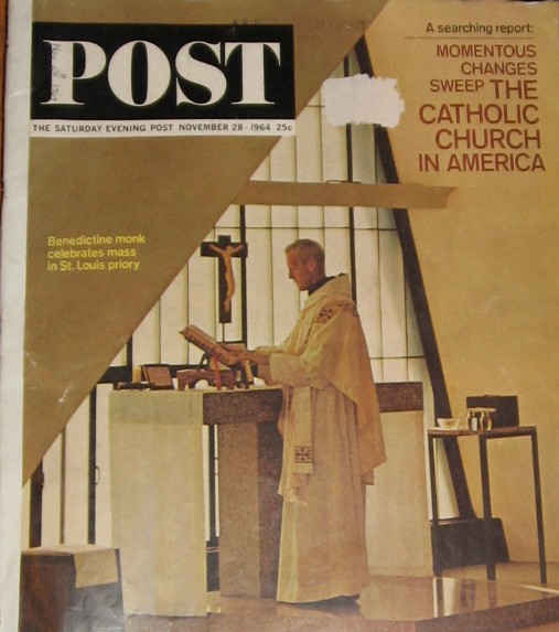 Saturday Evening Post November 1964