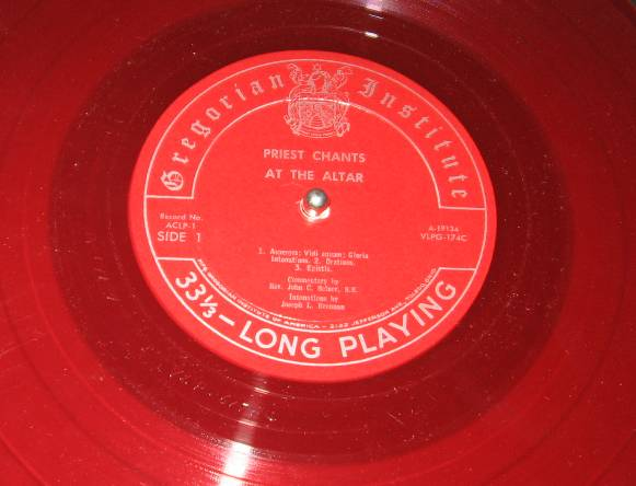 Chant Record