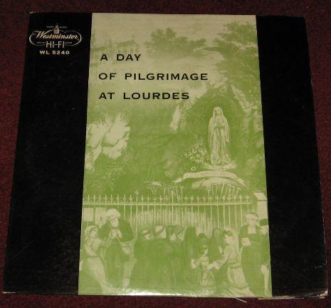 Lourdes LP Cover